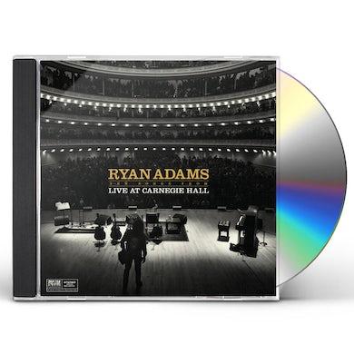 Ryan Adams TEN SONGS FROM LIVE AT CARNEGIE HALL CD