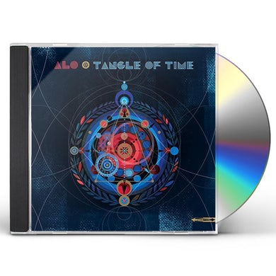 Alo TANGLE OF TIME CD