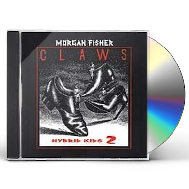Morgan Fisher CLAWS CD