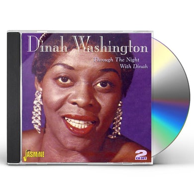 Dinah Washington THROUGH THE NIGHT WITH DINAH CD