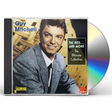 Guy Mitchell HITS & MORE CD