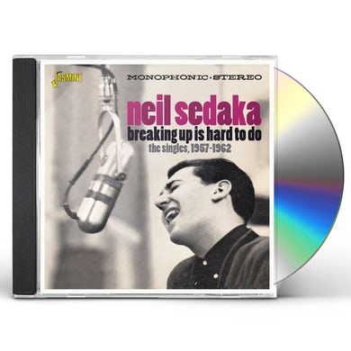 Neil Sedaka BREAKING UP IS HARD TO DO: SINGLES 1957-1962 CD