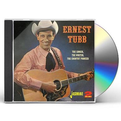 Ernest Tubb SINGER THE WRITER CD