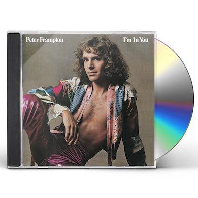 Peter Frampton I'M IN YOU CD