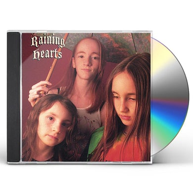 Raining Hearts CD
