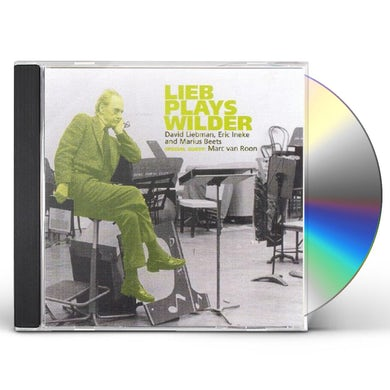 David Liebman LIEB PLAYS WILDER CD