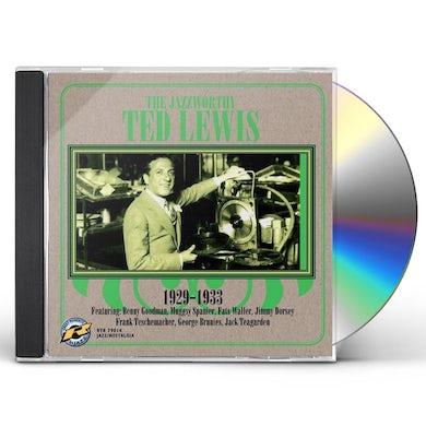 Ted Lewis JAZZWORTHY 1929-33 CD