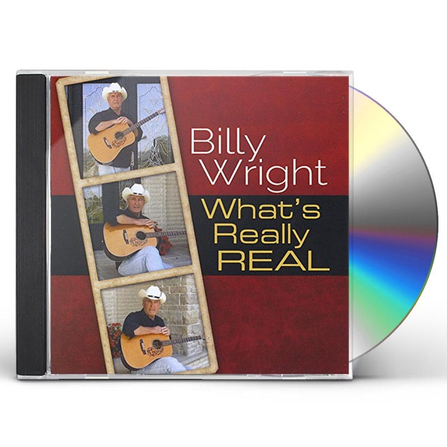 Billy Wright WHAT'S REALLY REAL CD