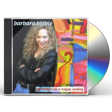 Barbara Higbie VARIATIONS ON A HAPPY ENDING CD