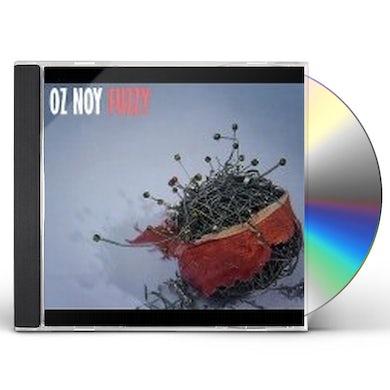 Oz Noy FUZZY CD