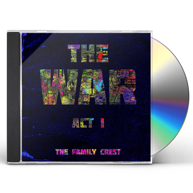 Family Crest THE WAR: ACT I CD