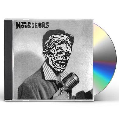 MONSIEURS CD