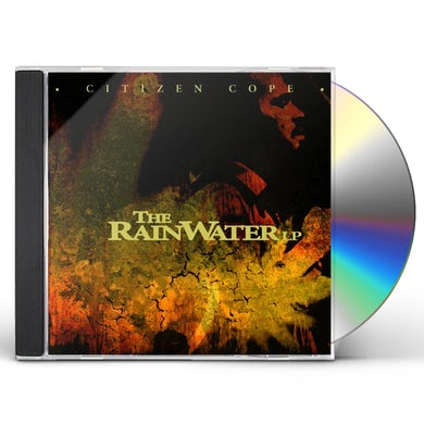 Citizen Cope RAINWATER LP CD