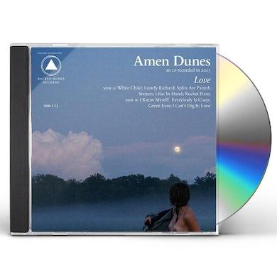 Amen Dunes LOVE CD