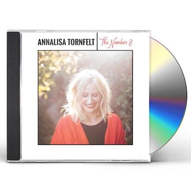 Annalisa Tornfelt NUMBER 8 CD