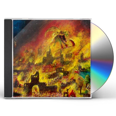 Armand Hammer ROME CD