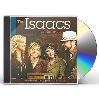 Isaacs NATURALLY CD