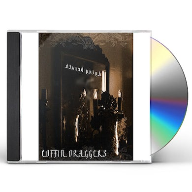 Coffin Draggers DYING BREATH CD