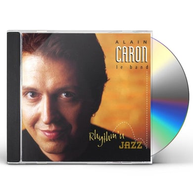 Alain Caron RHYTHM'N JAZZ CD
