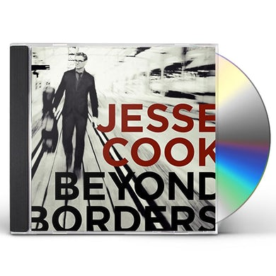 Jesse Cook BEYOND BORDERS CD