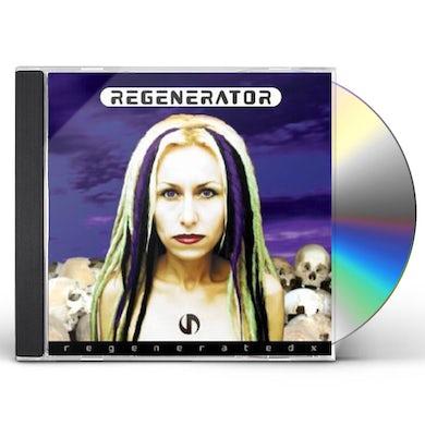 Regenerator REGENERATED X CD