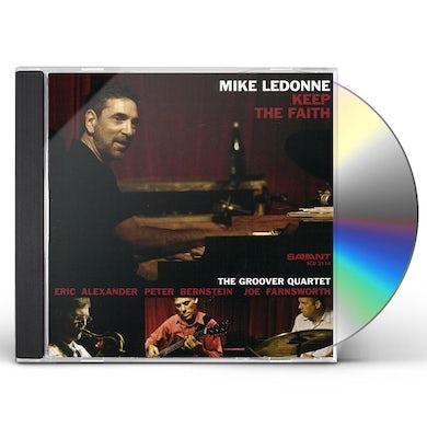 Mike Ledonne KEEP THE FAITH CD