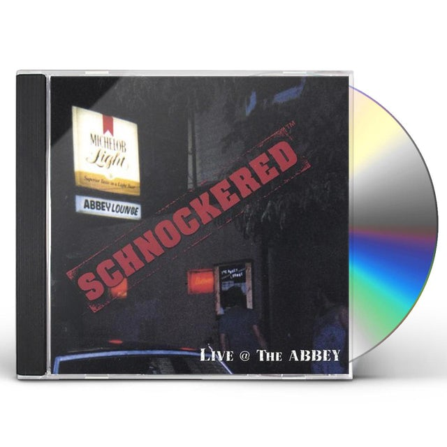 Schnockered LIVE AT THE ABBEY CD