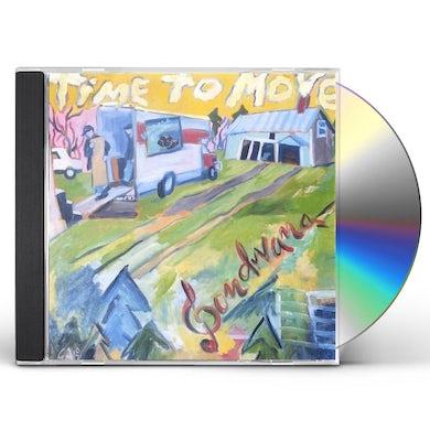 Gondwana TIME TO MOVE CD