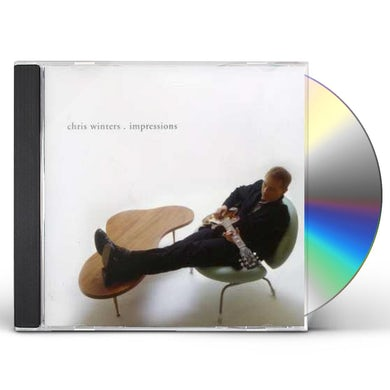 Chris Winters IMPRESSIONS CD