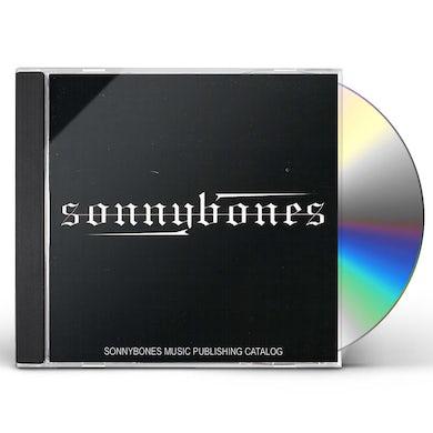 Sonny Bones SONNYBONES MUSIC PUBLISHING CATALOG CD
