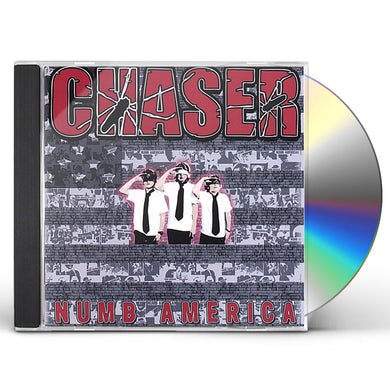 Chaser NUMB AMERICA CD