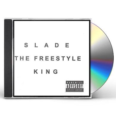 Slade FREESTYLE KING CD