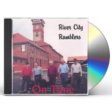 River City Ramblers ON TIME CD