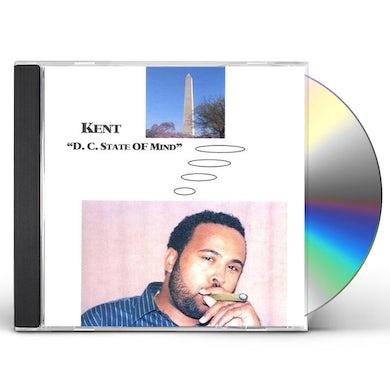 Kent D.C. STATE OF MIND CD