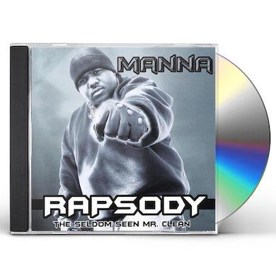 Rapsody MANNA CD