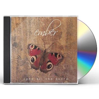 Ember OPEN ALL THE DOORS CD