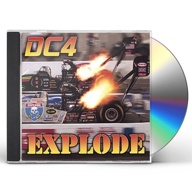 DC4 EXPLODE CD