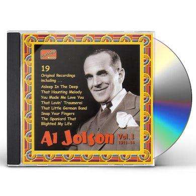 Al Jolson VOL. 1 CD