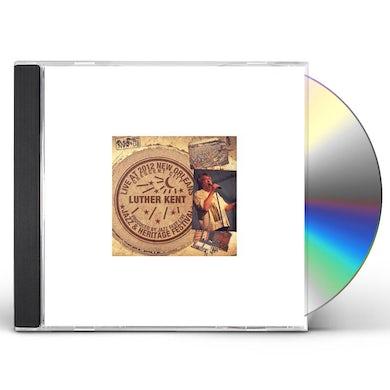 Luther Kent & Trickbag LIVE AT JAZZFEST 2012 CD