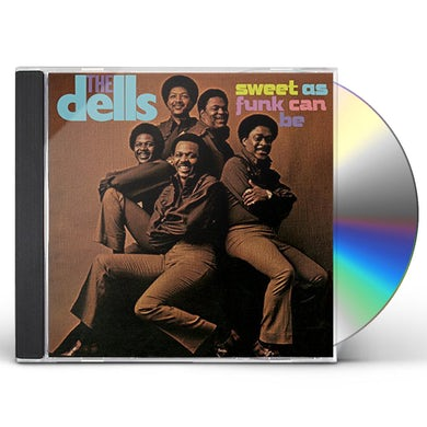 Dells SWEET AS FUNK CAN BE CD