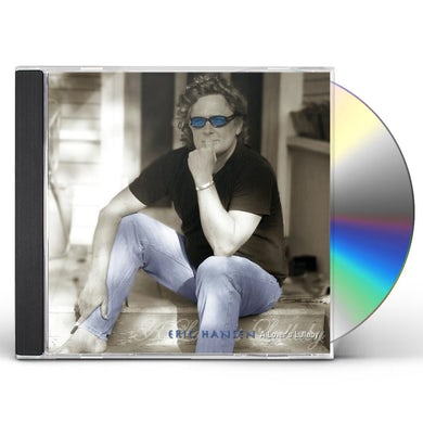 Eric Hansen A LOVER'S LULLABY CD