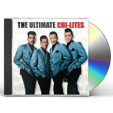 ULTIMATE CHI-LITES CD