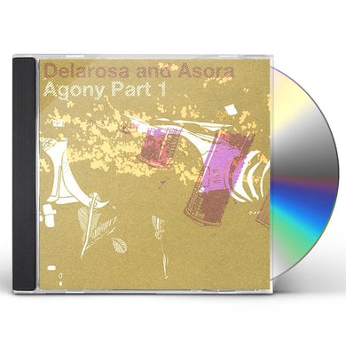 Delarosa & Asora AGONY CD