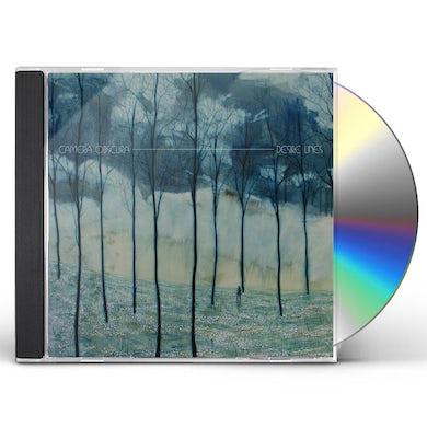 Camera Obscura DESIRE LINES CD