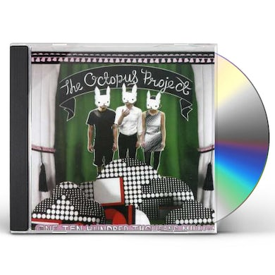 The Octopus Project ONE TEN HUNDRED THOUSAND MILLION CD