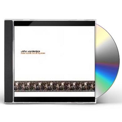 John Vanderslice MASS SUICIDE OCCULT FIGURINES CD