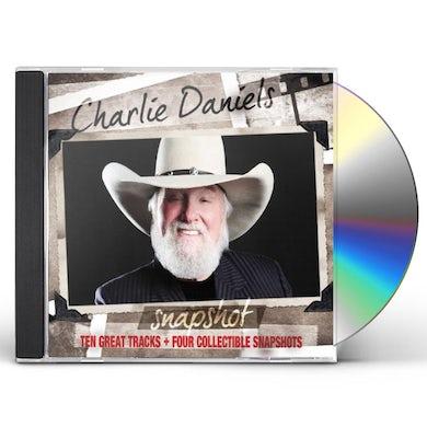 SNAPSHOT: THE CHARLIE DANIELS BAND CD