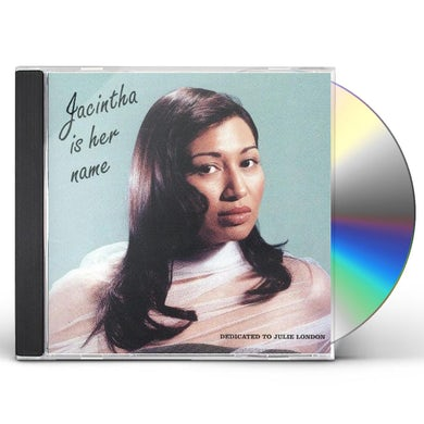 JACINTHA IS HER NAME Super Audio CD