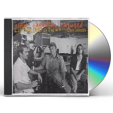 Cross Canadian Ragweed LIVE & LOUD CD