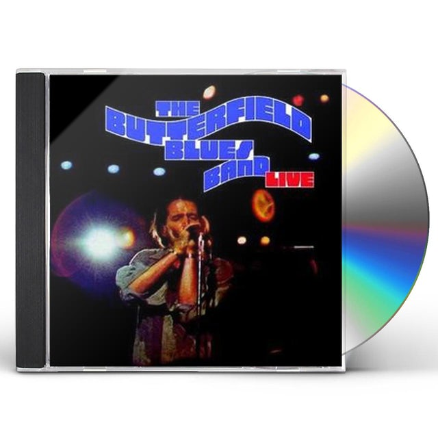 Butterfield Blues Band LIVE (AT THE TROUBADOUR 1970) (2CD) CD